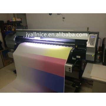 100 gsm High Speed Sublimation Paper ,Fast Dry ,Anti-Curl For Polyester Fabric