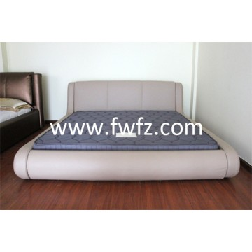 Spacer fabric mattress with pattern of calabash