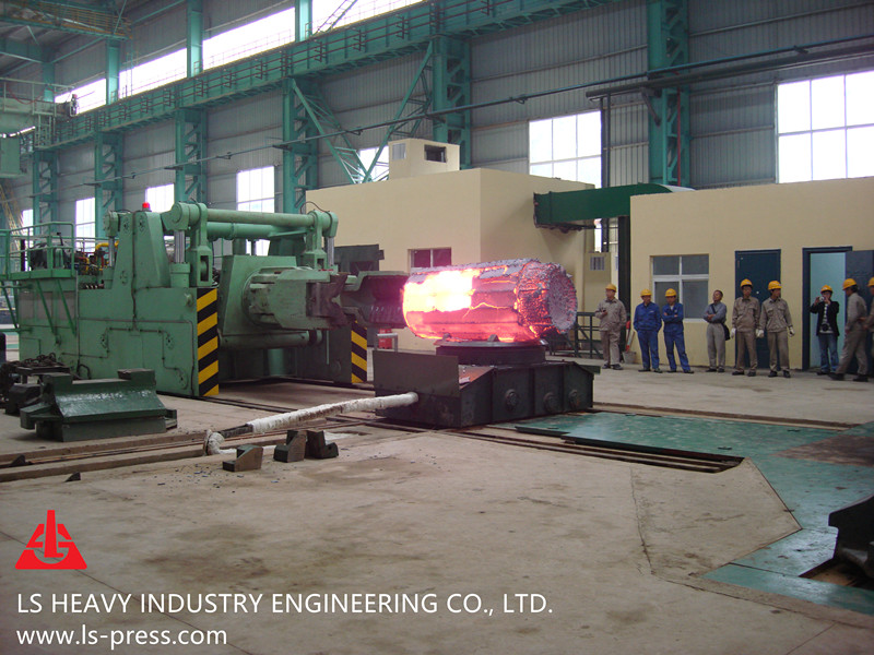 200kN Railbound Forging Manipulator,