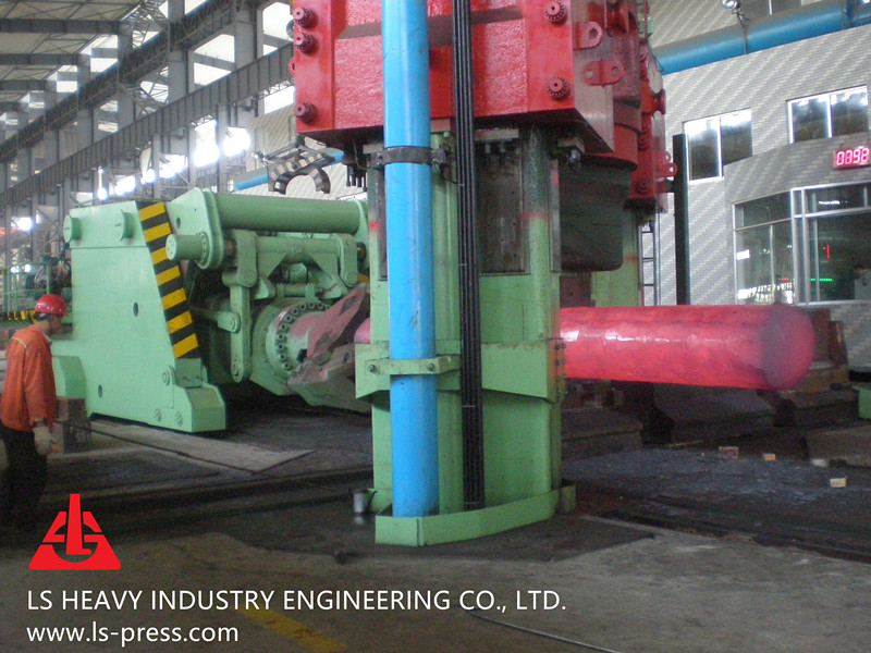 300kN Railbound Forging Manipulator,