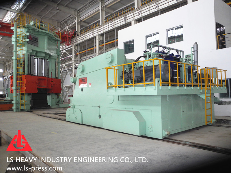 500kN Railbound Forging Manipulator,