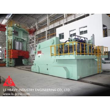 500kN Railbound Forging Manipulator