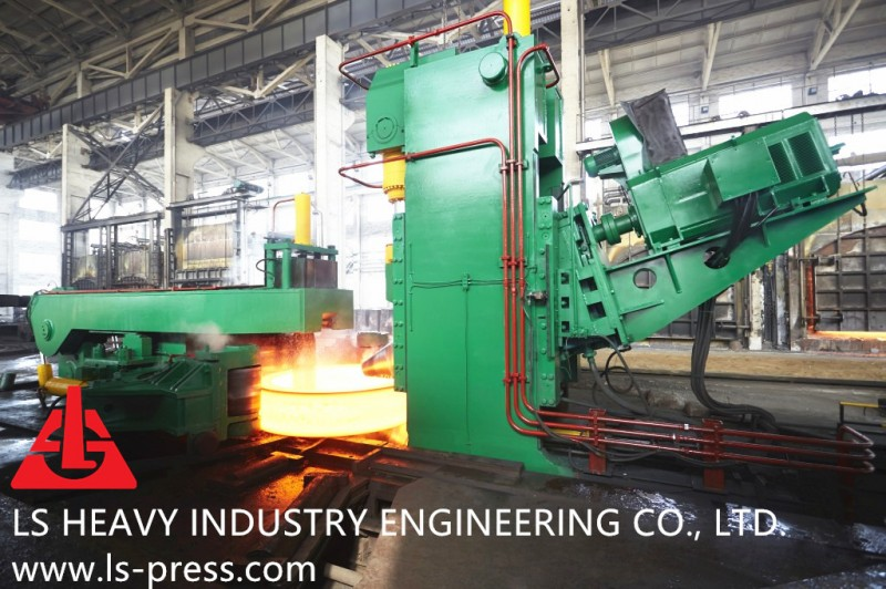 1000mm Radial and Axial Ring Rolling Mill,