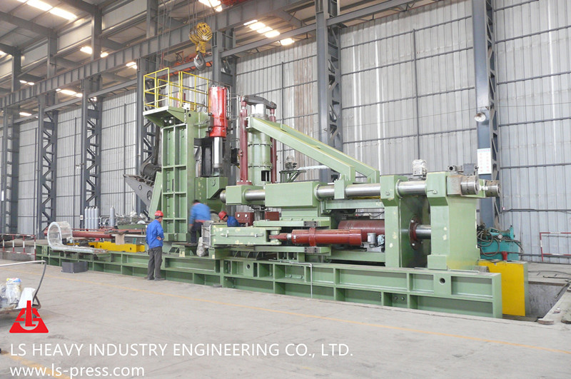 1600mm Radial and Axial Ring Rolling Mill,