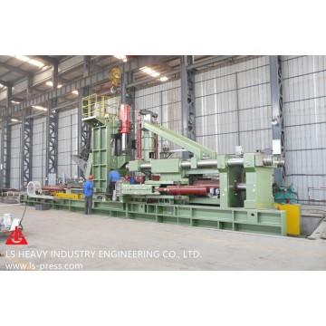 1600mm Radial and Axial Ring Rolling Mill