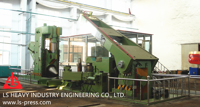 2000mm Radial and Axial Ring Rolling Mill,