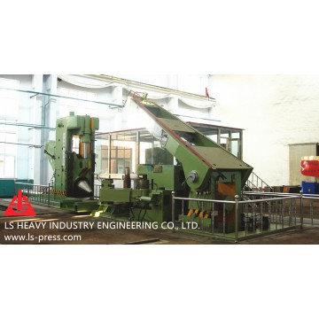 2000mm Radial and Axial Ring Rolling Mill