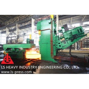 2500mm Radial and Axial Ring Rolling Mill