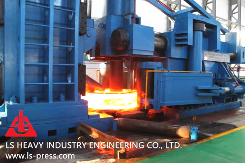 6300mm Radial and Axial Ring Rolling Mill,