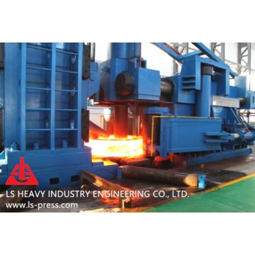 6300mm Radial and Axial Ring Rolling Mill