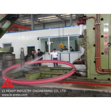 8000mm Radial and Axial Ring Rolling Mill