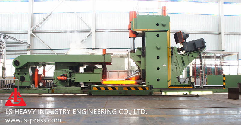 9000mm Radial and Axial Ring Rolling Mill,