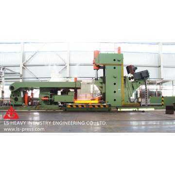 9000mm Radial and Axial Ring Rolling Mill