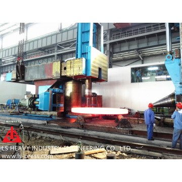 10000mm Radial and Axial Ring Rolling Mill