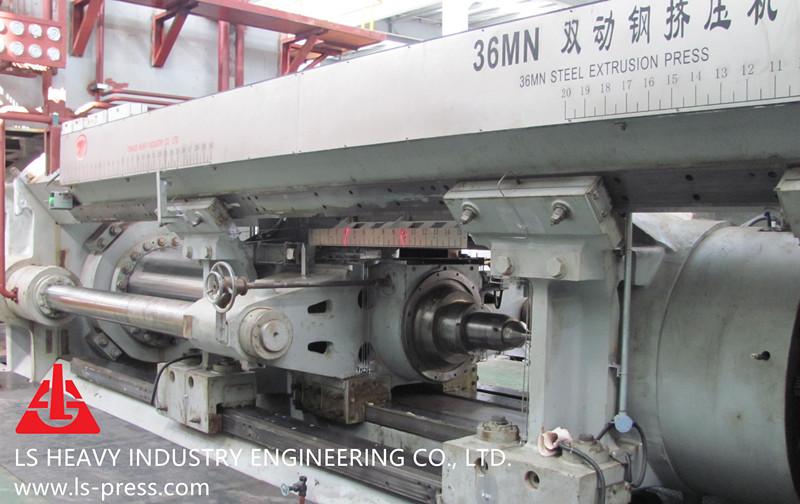 36MN Horizontal Extrusion Press,