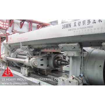 45MN Horizontal Extruding Press