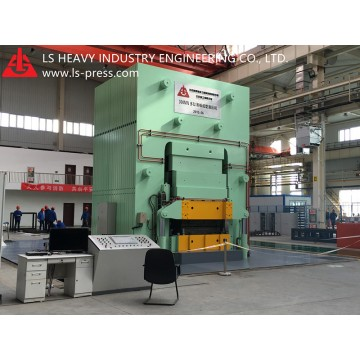 300MN Hydraulic Press for Cold Shaping Sheet Metal