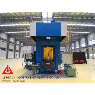 16000kN Direct Motor Drive Screw Press for Hot Forging