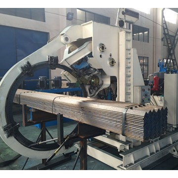 Steel Section Strapping Machine