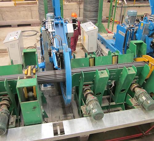 Steel Bar Automatic Bundling Machine,