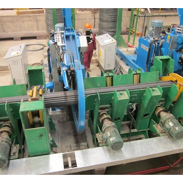 Steel Bar Automatic Bundling Machine