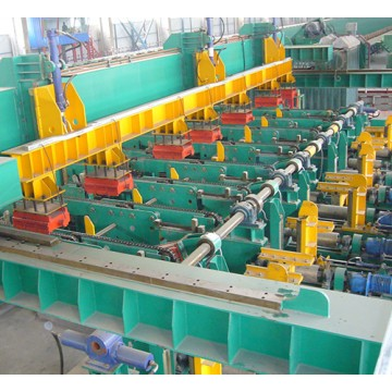 Steel Section Palletizing Machine
