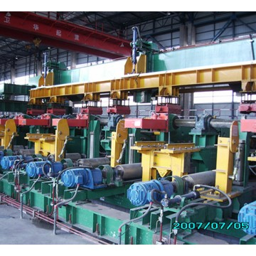 Profile Steel Palletizing Machine