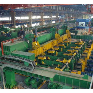 Steel Tube Palletizing Machine