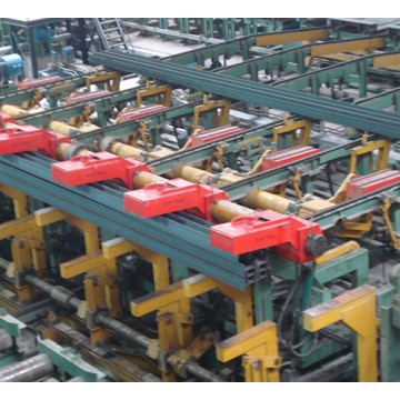 Flat Steel Palletizing Machine