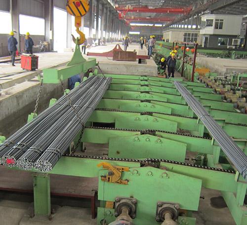 Round Steel Bar Weighing Machine,