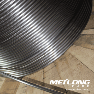 316L Stainless Steel Coiled Capillary Downhole Chemical Injeciton Line Tubing