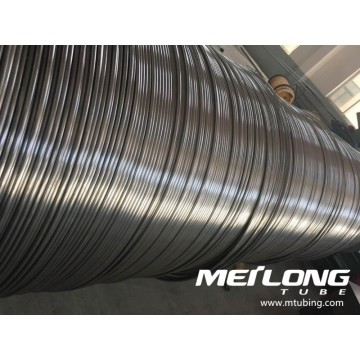 316L Stainless Steel Coiled Capillary Chemical Injeciton Line Tubing