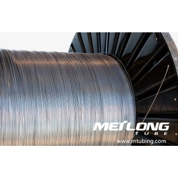 S31803 Duplex Stainless Steel Coiled Downhole Control Line Tubing