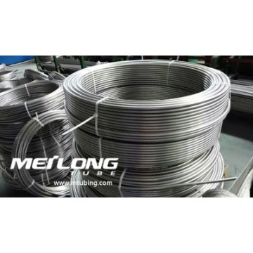 S32205 Coiled Downhole Control Line Tubing