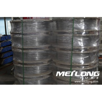 S31803 Coiled Downhole Chemical Injection Line Tubing