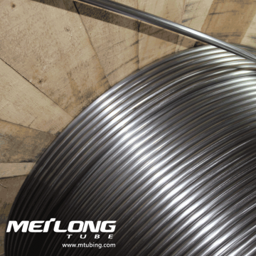 N06625 Coiled Downhole Chemical Injection Line Tubing