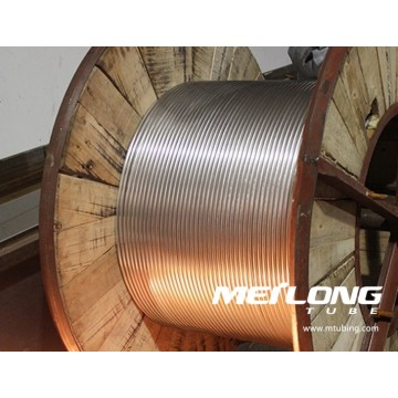 Stainless Steel Coiled Control Line Umbilical Tubing