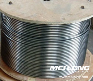 Stainless Steel Coiled Chemical Injection Umbilical Tubing,
