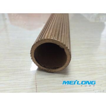 Copper Nickel High Flux Tubes for Heat Exchanger