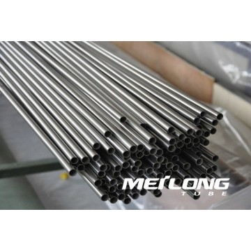 304 Seamless Stainless Steel Instrumentation Tubing