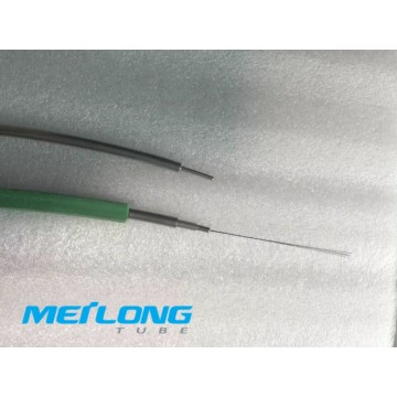 Tubing encapsulated pressure measuring cable