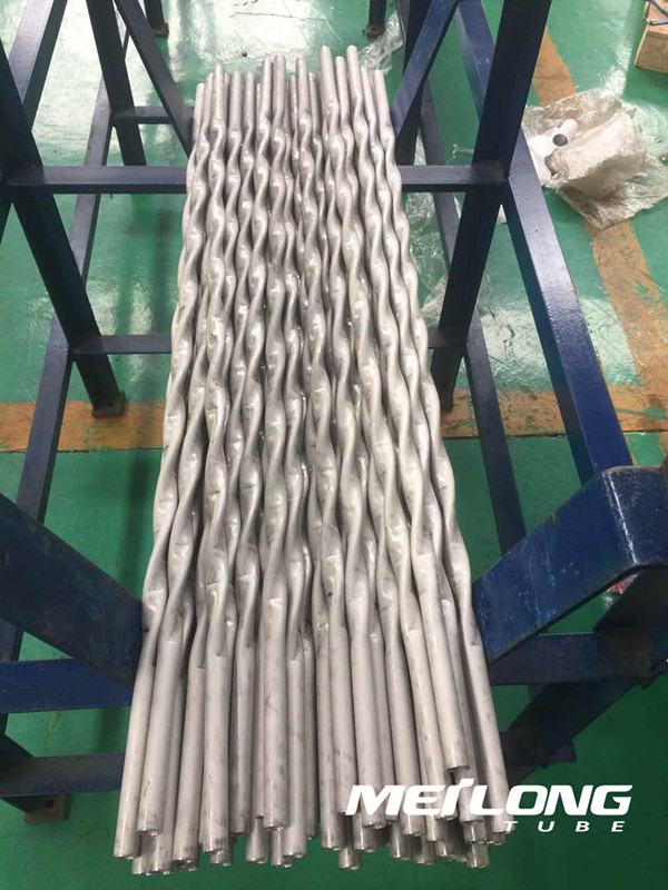 Twisted Tube for Heat Exchanger,