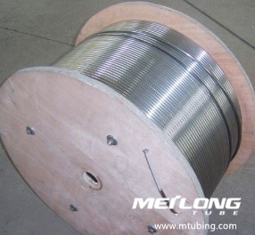 316L Stainless Coiled Tubing,