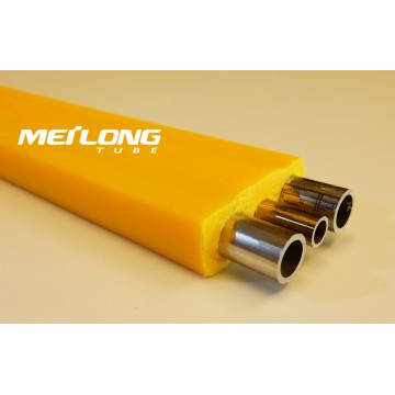 Encapsulated Tubing (Flat Pack)