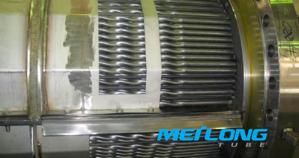Twisted Nickel Tube For Heat Exchanger,