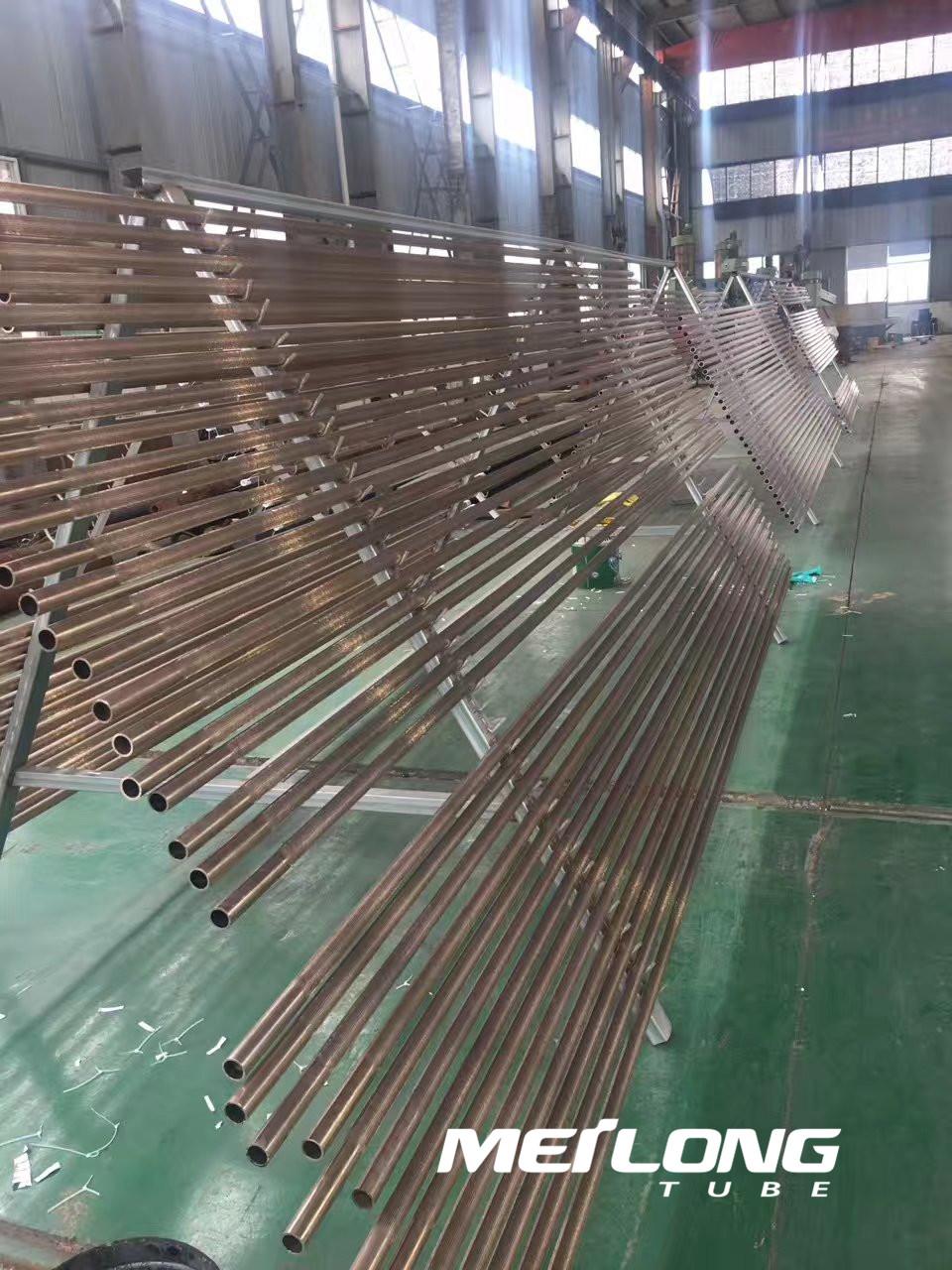 Sintered High Flux Tube for Heat Exchanger,