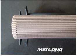CuNi 90/10 High Flux Tube for Heat Exchanger,