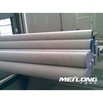 ASTM A312 TP304 Seamless Stainless Steel Tube
