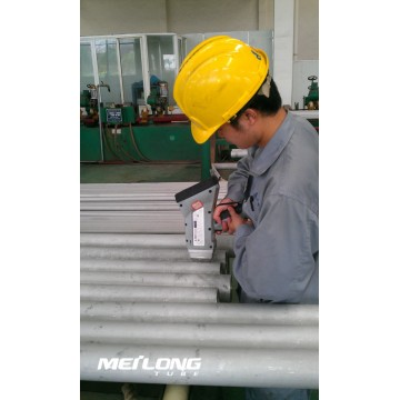 ASME SA312 TP304L Seamless Stainless Steel Pipe