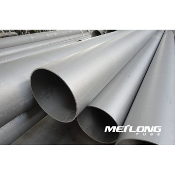 ASME SA312 S30409 Seamless Stainless Steel Pipe